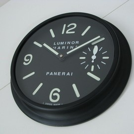 PANERAI - fake wall clock