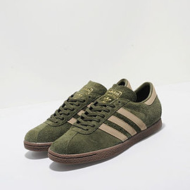 adidas - Tobacco size? exclusive