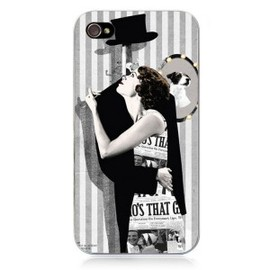 ohneed - Movie Theme Collection Phone Case For IPhone 4/4S -The Artist