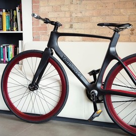 This Is The World's First Carbon Fiber Smart-Bike
