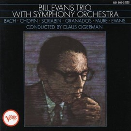 Bill Evans - Bill Evans With Symphony Orchestra
