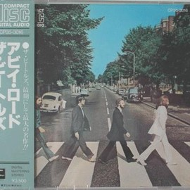 The Beatles - 回収盤 Abbey Road, 東芝 CP35 3016