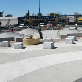 Hayward California - Jack Holland Skate Spot