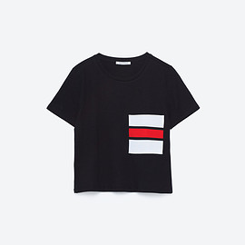 ZARA - Pocket T-Shirt