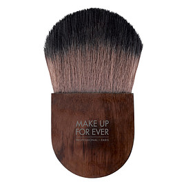 MAKE UP FOR EVER - Powder Flat Kabuki - 132 - Face Brush
