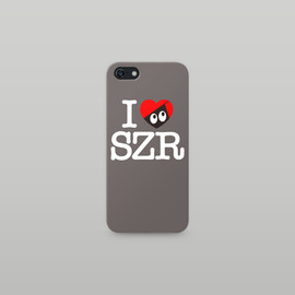 surisurikun - I LOVE SZR. iPhoneケース