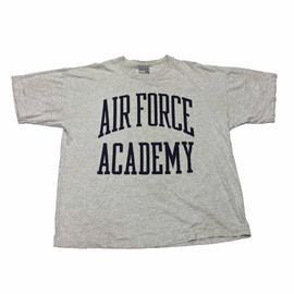 VINTAGE - Vintage Oversized Air Force Academy Shirt Made in USA Mens Size XL