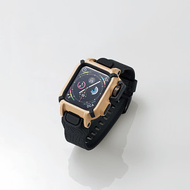 ELECOM - AW-40BCNESTBK (Apple Watch用バンドケース)