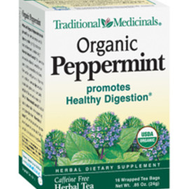 Traditional Medicinals - Organic Peppermint