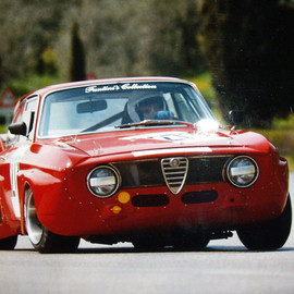 Alfa Romeo - GTA 1600 Group 5 Race Car 1975