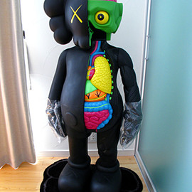 kaws Original fake -  4 Feet COMPANION