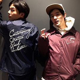 cero - Handsign Coach Jacket