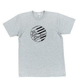 NEPENTHES NEW YORK - Printed T-shirt-Stockton-Grey