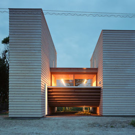 mA-style architects - Mascara House