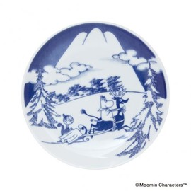 amabro - MOOMIN×amabro SOMETSUKE / SNOW MOUNTAIN