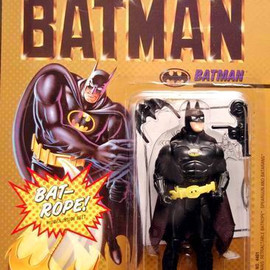 DC Comics, Toy Biz - Batman® The Movie 6 inch Action Figure 1989