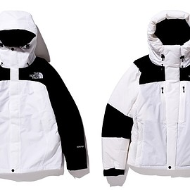 THE NORTH FACE - Black and White Series