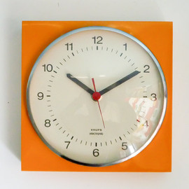 KRUPS - Mini Wall Clock
