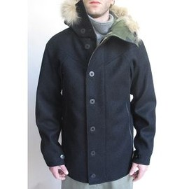 GRIFFIN - Darthmouth Reversible Coat