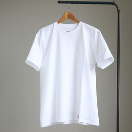 TEATORA - ONE DAY TEE #white