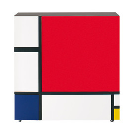 Cappellini - Homage to Mondrian Cabinets