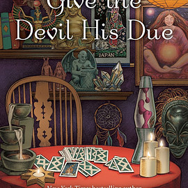 Steve Hockensmith with Lisa Falco - Give the Devil His Due