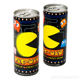 Pac-Man - Power Up Energy Drink