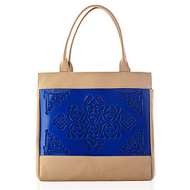 Paris shoulder bag/blue