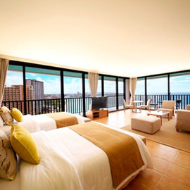 Guam - GUAM REEF & OLIVE SPA RESORT-Ocean Suite