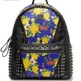 MCM - colored bags