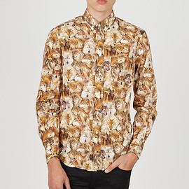GITMAN BROTHERS, OPENING CEREMONY - OC-EXCLUSIVE LONG-SLEEVE BUTTON DOWN SHIRT