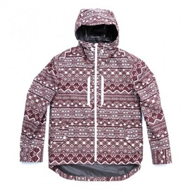 White Mountaineering - White Mountaineering   Gore Tex Paclite Shell Primitive Pattern Short Jacket