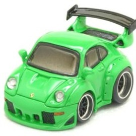チョロQ - Porsche 993GT2 EVO Car HandMade Model Kit