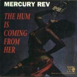 mercury rev - The Hum Is Comng From Her