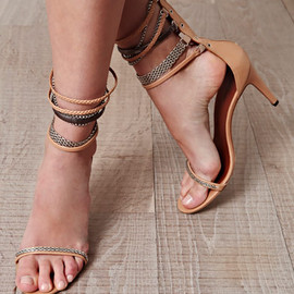Isabel Marant - Rea Leather Sandals