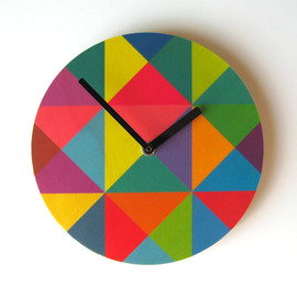 ObjectifyHomeware - Objectify Grid Wall Clock