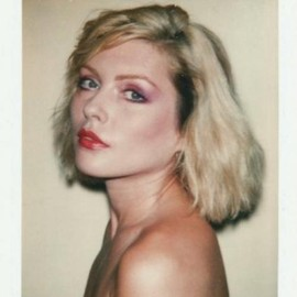 Andy Warhol - Debbie Harry, 1980 Polaroids