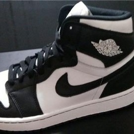 Nike - Air Jordan 1 OG High - White/Black