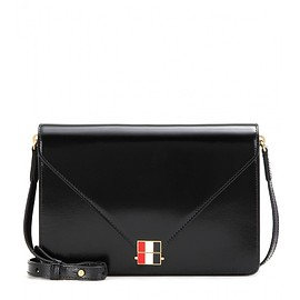 Thom Browne - Leather shoulder bag