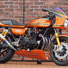 kawasaki - Z1 No.019 by Bull Dock