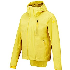 DESCENTE ALLTERAIN - BOA SHELL HOODED JACKET