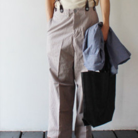 Haversack - Stripe Pants