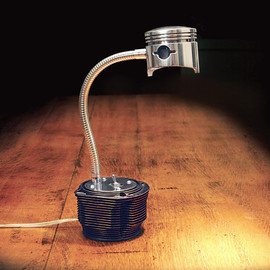 rocket-garage - Genuine Piston Lamps