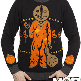 Middle of beyond - Trick r Treat Sam Sweater