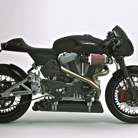 Bottpower - Buell Cafe Racer Concept