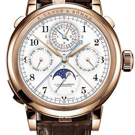 A. Lange & Söhne - A. Lange & Söhne Grand Complication