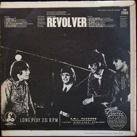 The Beatles - Revolver UK Mono Mat1/1