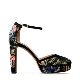 VALENTINO - FW2014 CAMUBUTTERFLY ANKLE STRAP PUMP
