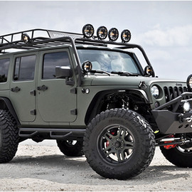 Jeep - JEEP WRANGLER | BY CEC WHEELS