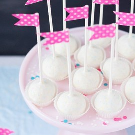 Sweetapolita - Cheesecake Party Pops